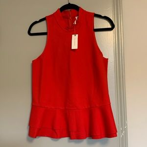 Anthropologie | Sleeveless Blouse - size M! NWT
